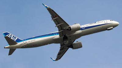 JA136A - Airbus A321-272N - All Nippon Airways (ANA)