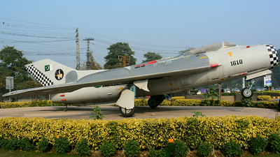 1610 - Shenyang F-6 - Pakistan - Air Force
