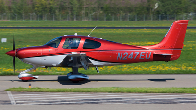 N247EU - Cirrus SR22T-GTS Platinum - Private