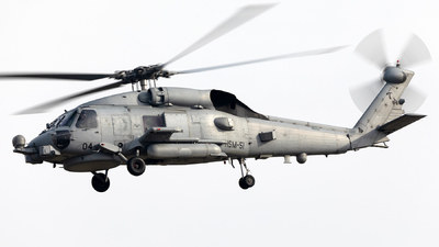 167025 - Sikorsky MH-60R Seahawk - United States - US Navy (USN)
