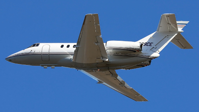 N989CE - Raytheon Hawker 800XP - Private