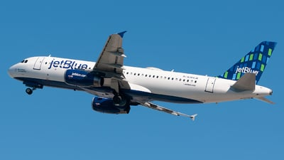 A picture of N784JB - Airbus A320232 - JetBlue Airways - © Mark Lawrence