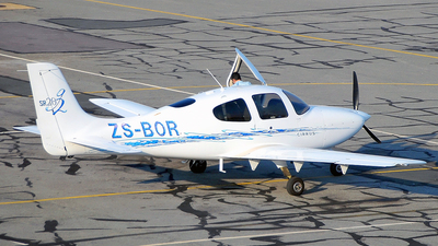 ZS-BOR - Cirrus SR20-G2 - CDC Aviation