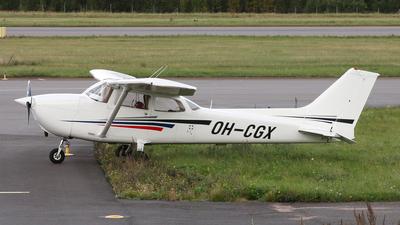 OH-CGX - Reims-Cessna F172M Skyhawk - Private