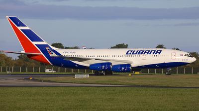 CU-T1250 - Ilyushin IL-96-300 - Cubana de Aviación