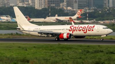 VT-SLM - Boeing 737-8EH - SpiceJet - Flightradar24