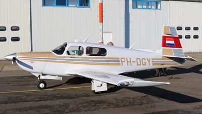 PH-DGY - Mooney M20K - Private
