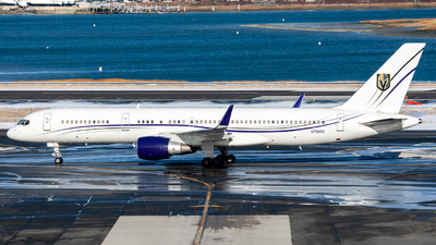N758SS - Boeing 757-222 - Juliet Romeo Aviation