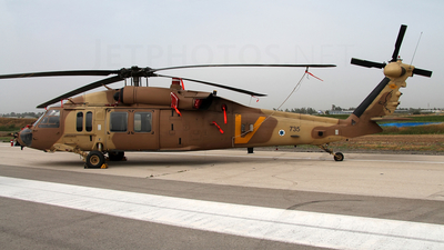 735 - Sikorsky S-70A-55 Yanshuf 3 - Israel - Air Force