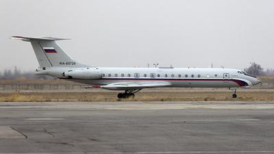 A picture of RA65729 - Tupolev Tu134AK -  - © Ulik Zhakypov
