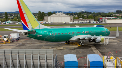 N1786B - Boeing 737-8H4 - Southwest Airlines