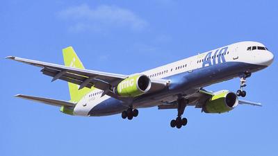 G-FCLE - Boeing 757-28A - JMC Air