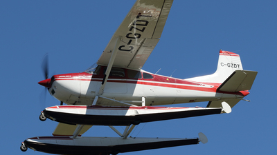 C-GZDT - Cessna A185F Skywagon - Private