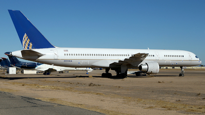 N520UA - Boeing 757-222 - Untitled