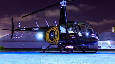 PR-BMB - Robinson R44 Raven II - High Class Helicopteros