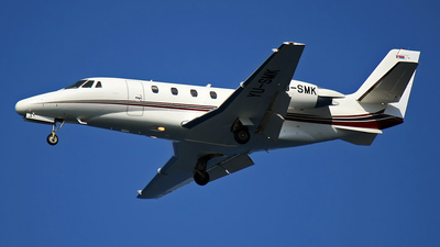 YU-SMK - Cessna 560XL Citation XLS - Private