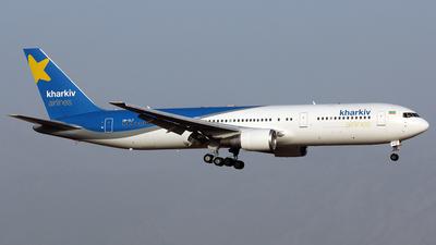 UR-CLT - Boeing 767-306(ER) - Kharkiv Airlines