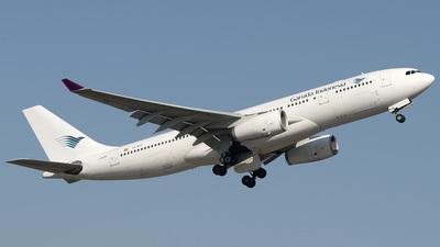 EC-MJS - Airbus A330-243 - Garuda Indonesia (Wamos Air)