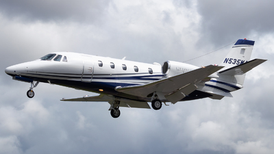 N535MA - Cessna 560XL Citation XLS Plus - Private