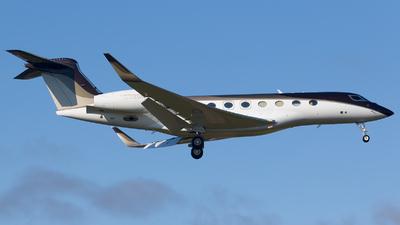 N828SN - Gulfstream G650ER - Private