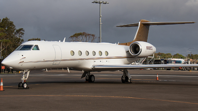 N168CE - Gulfstream G-V - Private