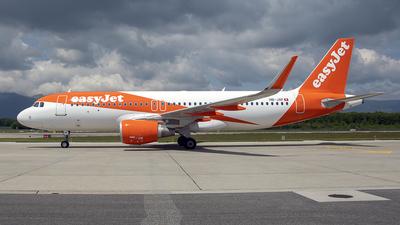 HB-JXF - Airbus A320-214 - easyJet Switzerland