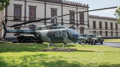 1623 - Bell 206B JetRanger - Mexico - Air Force