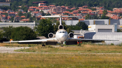 LZ-MIV - Tupolev Tu-154M - Air VIA
