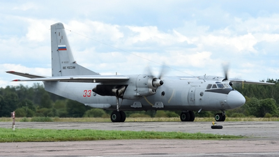 RF-90320 - Antonov An-26 - Russia - Air Force