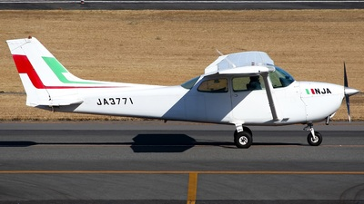 JA3771 - Cessna 172M Skyhawk - New Japan Aviation (NJA)