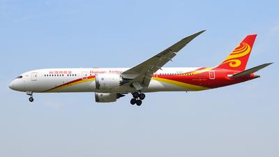 B-207V - Boeing 787-9 Dreamliner - Hainan Airlines