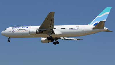 CS-TST - Boeing 767-34P(ER) - EuroAtlantic Airways