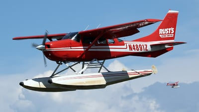 N4891Z - Cessna U206G Stationair - Rust's Flying Service
