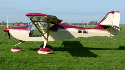 OO-D61 - Aeropro Eurofox - Private