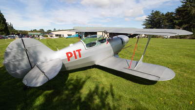 ZK-PIT - Pitts S-2A Special - Private