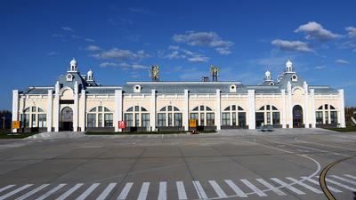 ZYMH - Airport - Terminal