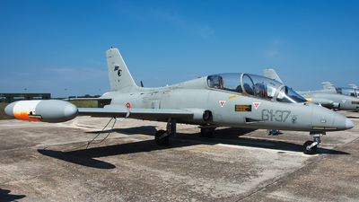 MM54493 - Aermacchi MB-339A - Italy - Air Force