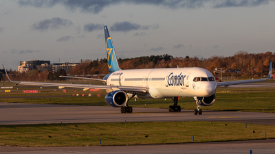 A picture of DABOI - Boeing 757330 - Condor - © Boscgnspotter