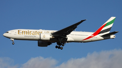 A picture of A6EWG - Boeing 77721H(LR) - Emirates - © if