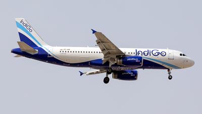 VT-IHK - Airbus A320-211 - IndiGo Airlines