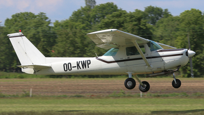 OO-KWP - Cessna 152 II - Aero-Kiewit