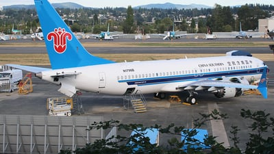 N1796B - Boeing 737-8 MAX - China Southern Airlines
