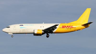 HA-FAW - Boeing 737-476(SF) - ASL Airlines