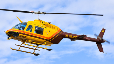 C-FCDL - Bell 206B JetRanger - Highland Helicopters