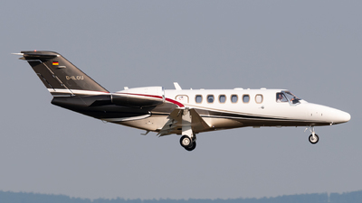 D-ILOU - Cessna 525 Citationjet CJ2+ - Sylt Air