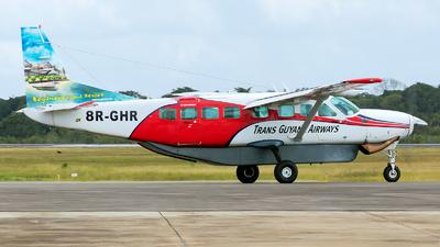 A picture of 8RGHR - Cessna 208B Grand Caravan - Trans Guyana Airways - © Andrew Muller