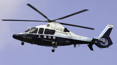 31003 - Eurocopter EC 155B - China - Police