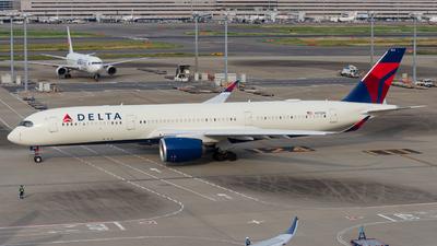 N515DN - Airbus A350-941 - Delta Air Lines