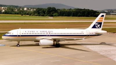 5B-DBA - Airbus A320-231 - Cyprus Airways