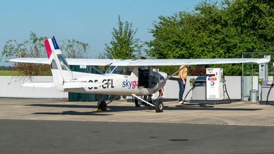 OE-CFL - Reims-Cessna F152 - Prosperia Aviation